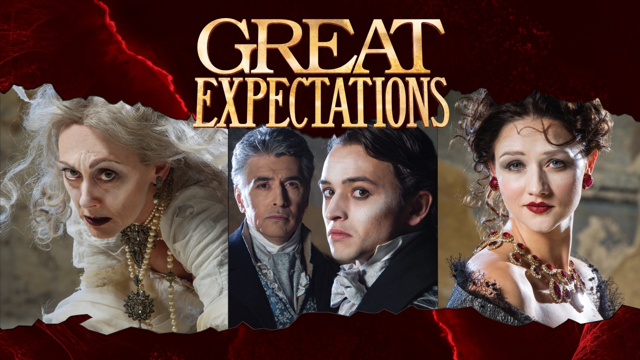 Great Expectations Beckman Unicorn Thespie